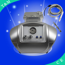 Wholesale HOT SALE in Crystal amp Diamond Micro Dermabrasion Portable Machine Acne Removal System