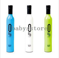 wine bottle umbrella - New hot degrees wine bottle umbrella beer wine bottle umbrella umbrella
