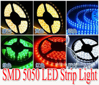 5050 SMD LED Strip Light 300led Waterproof 5m(60led m), free ...