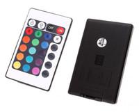 Wholesale 5pcs V Keys IR Remote Controller for SMD RGB LED SMD Strip Lights