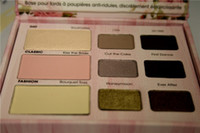 9 Colors Palette  Christmas MakeUp 9 Color Eyeshadow Palette Fashion Make Up 4 Choose From Yourgirl FreeShipping Via DHL