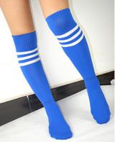 Wholesale free ship sports football socks soccer cheerleading baby socks sport ball socks colours choose
