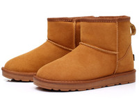 Wholesale 2013 New Genuine Classic Genuine leather snow boots winter boots short boots women boots women shoes Size B12