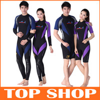 Wholesale Wetsuits Drysuits MM Thick Diving Suit Warm One Piece Diving Suits Surfing Suit Sun Protection Jellyfish Clothing HW0195