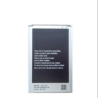 Cheap For Samsung galaxy note 3 battery Best B800BE 3200Mah samsung N9000 batteries
