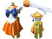 Wholesale Cosplay Costume Sailor Moon Collection Sailor Moon Princess Serenity Tsukino Usagi Customized Party Dress New Arrival
