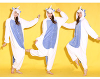 Wholesale Cartoon Animal Unicorn Pony Horse Unisex Adult Onesies Onesie Pajamas Kigurumi Jumpsuit Hoodies Sleepwear For Adults Welcome Order