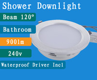Wholesale 12w LED Ceiling Light Anti Fog Downlight for Bathroom Kitchen Waterproof Driver