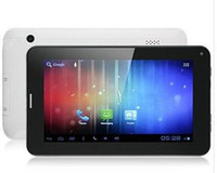 Wholesale 7 inch A13 GHz GB M DDR3 Android G WIFI Bluetooth tablet pc with G WCDMA GSM phone module can call telephone