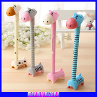 Rollerball Pens stationery and office supplies - Children s stationery office supplies fresh and lovely creative cartoon donkey pen gel pen