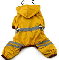 clothing dog - dog sports raincoat pet waterproof clothes puppy apparel dogs clothing impermeable perro perros