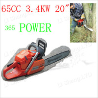 Wholesale Husqvarna CC Gasoline High quality Air cooling Chainsaw Chain Saw KW quot Guide Bar