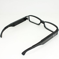 Wholesale Spy Hidden Camera P HD Camera Eyewear Spy Sun Glasses Video Camera P H glasses Hot Sale