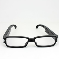 Wholesale 720P HD Camera Eyewear Spy Hidden Camera Spy Sun Glasses Video Camera P H glasses Newest