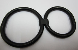 Wholesale 1pc High quality QUICKRELEASE ERECTION RING Double Helix Quick Release Erection Enhancer Cock Ring