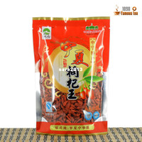 Wholesale Promotion g Dried Fruit Goji berry Wolfberry tea Chinese Barbary Wolfberry flower tea and fruit tea