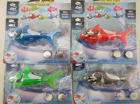 Wholesale Robo Fish Shark Water Activated Magical Turbot Fish Electronic Pet Fish Toys Magic Swimming Fish Kids Christmas Gift Top Quallit
