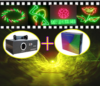 animation laser series - Green Red Mix yellow mW Sound active Stage laser light RGY Animation Laser Series V2 ishow software