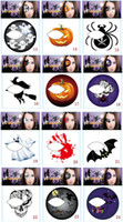 Wholesale Hallowmas Party eye sticker Easy To Remove Eye Shadow Eyeliner from Imgirl sticker Eye Liner Stickers Cosmetics pieces