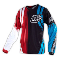 Wholesale 2013 New arrival Troy Lee Designs GP Air Jersey Cyclops MX DH Cycling Wear Bicycle T shirts Bike clothes Sports clothings JE15