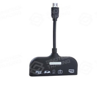 Wholesale MHL to HDMI connection Kit in Full HD Micro SD USB sync Adapter For Samsung Note3 Note2 S3 S4 i9500 N9000