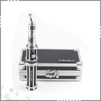 Single Stainless steel, Black Metal Huge Vapor Innokin iTaste 134 Electronic Cigarette with Innokin Iclear 30 Clearomizer High Quality