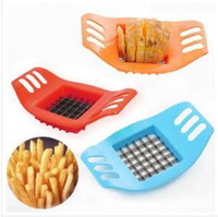 Wholesale Potato Slicing French Fries Maker Kitchen Knives Cut Potatoes Tools Device Kitchen Knives