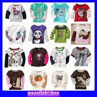 Wholesale In stock Jumping beans Boys long sleeve T shirts Shirts fake kids Boys girl boy design bes