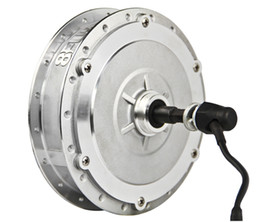 Wholesale 36V V W W Bafang Hub Motor Electric Bicycle Brushless Motor BPM Gear Hub Motor Disc Brake Hub Engine W Power Rear Wheel