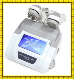 laser work head new 5-1 Ultrasonic Liposuction Cavitation Tripolar Mulipolar Radio Frequency Machine 110v-220v