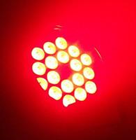 Wholesale 18PCS W RGBW IN1 LED Full Color PAR Light