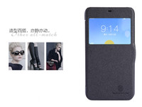 Wholesale the beatles michael bag Nillkin case for MEIZU MX3 leather case Fresh fruit series retail box Positive Feedback