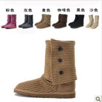 shoes australia - 2013 Australia Classi knitting wool Boots Women s boots shoes