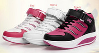 Wholesale New Women Shook Shoes Sports Shoes Height Increasing Shoes Tourism Shoes Running Shoes Walking Shoes SKFJA885