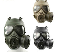 Wholesale Miku Outdoor Army fans chiefs skull mask M0 generations biochemical antivirus CS Tactical protective mask film props