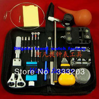Wholesale Ems Professional New Watch Accessories Watches Repair Tools Make Repair Fix Tool Kit for Watchmaker