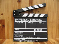 Wholesale Hot selling wool clapperboard wedding dress props decoration
