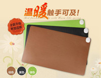 Wholesale Tabletop Heating pad tabletop mat tabletop heating pad heated mat hand warmer desktop mat electric heating pad