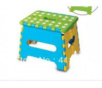 Wholesale New Easy Foldable Step Stool camping fishing kids folding seat bs0051