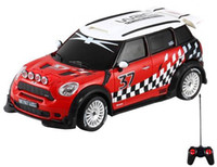 Wholesale 1 Scale BMW Mini Cooper WRC R60 Radio Remote Control RC Car Model