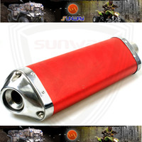Muffler Exhaust System - Hot Sell Modification Exhaust Systems Motorbike Parts