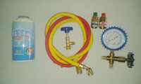 Wholesale Car add refrigerant set refrigerant tube low voltage high pressure