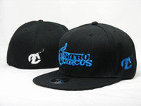 Wholesale New NITRO CIRCUS Caps Fitted Caps New Hats Mix Match Order All Team Caps in stock Top Quality Hat