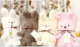 Wholesale Hot Sale New EMS Baby Animal Blanket Boys Cartoon Blankets Baby Rabbit Quilts Boys Infant Blankets