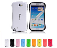Wholesale New iface Case Candy Color Back Cover Full Protective For S3 S4 Note without retail packing
