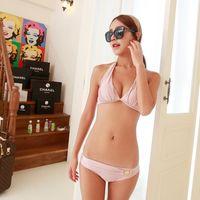 Women other  Female bikini swimwear quality pearl fabric swimwear