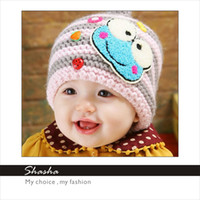 Boy Summer Wool Children's Fashion Accessories Cotton Crochet Designer Baby knitted Hat children's Woolen Caps Baby's Girl Boy's Winter Hats Free Shipping