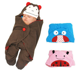 Wholesale Children blanket multi function out blanket wrap cart special warm sleeping bags