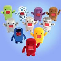 Wholesale Domo Kun quot Action Figures PVC toys Domo figures Movable Figures set
