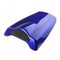 Wholesale motorcycle rear seat cowl rear seat cover pillion passenger seat cushion for Honda CBR900 blue